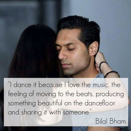 Kizomba is creating something beautiful on the dancefloor and sharing it with someone