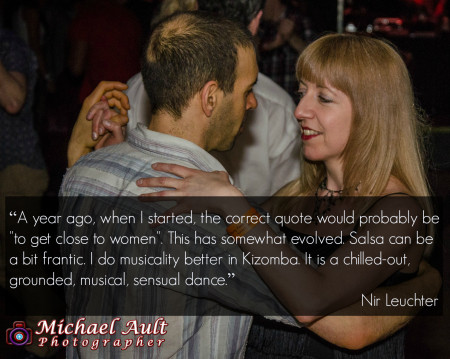 kizomba is a chilled-out, grounded, musical, sensual dance