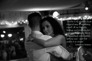 kizomba is like a philosophical conversation with your soul