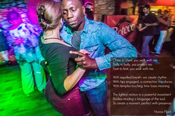 Kizomba is two bodies reading the language of a soul
